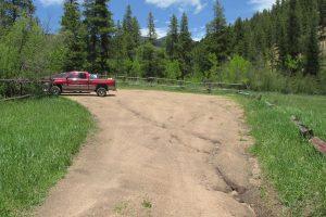 Highway US 285 Trailheads